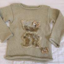 Blusa de lã - 5 anos - Outras