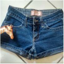 Short jeans azulzinho - 8 anos - Palomino