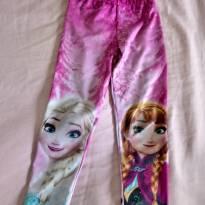 Calça legging frozen + brinde - 2 anos - Disney