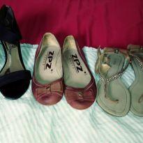 Combo sapatos - 36 - Variadas