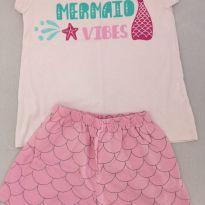 Pijama para menina - 5 anos - Sem marca