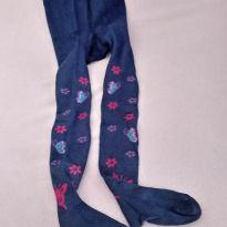 Meia calça para menina - 3 anos - Sem marca