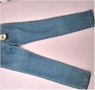 Calça jeans para menina - 10 anos - Via Onix