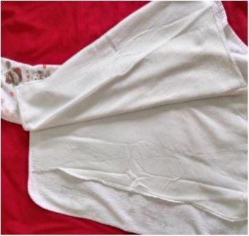 Toalha para bebê - Sem faixa etaria - TURMA DA MONICA