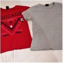 Camisetas - 6 anos - Sem marca