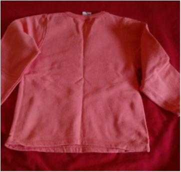 Blusa em moletom - 6 anos - Sem marca