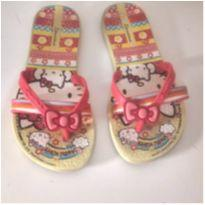Chinelo Hello Kitty