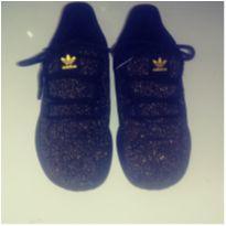 Tênis Adidas bem novinho!! - 25 - Adidas