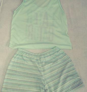 Pijama infantil - 5 anos - Sem marca