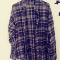 Camisa xadrez masculina - M - 40 - 42 - Pool e Basics