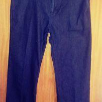 Calça jeans masculina - P - 38 - Marca não registrada