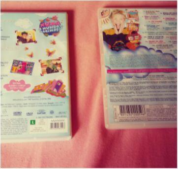 DVDs Xuxa - Sem faixa etaria - globo