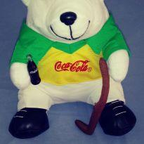 Urso coca cola - 1 -  - Coca-cola