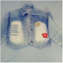 Jaqueta infantil - 6 anos - Sem marca