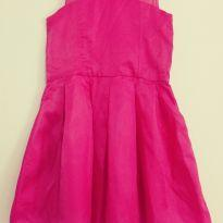 Vestido infantil - 4 anos - Palomino
