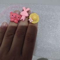 Trio de anéis infantil -  - Artesanal