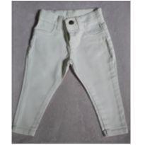 Calça jeans infantil feminina PUC - 9 a 12 meses - Puc Baby