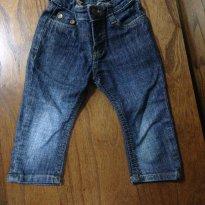 Calça jeans Toffee tam 6-9 meses - 6 a 9 meses - Toffee