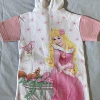 Roupão Aurora Disney tam 6 - 6 anos - Disney