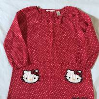 Vestido Hello Kitty H&M tam 3/4 - 3 anos - H&M