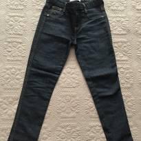 Calça jeans legging tam 10 - 10 anos - Palomino