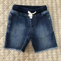 Bermuda jeans Baby Gap tam 3 - 3 anos - Baby Gap