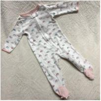 Macacão Dinossauro Menina - 9 meses - Carter`s