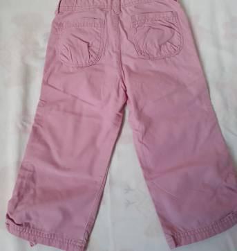 Calça cargo rosa - 4 anos - Baby Gap