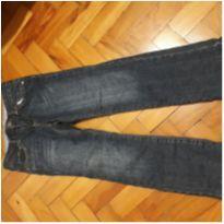 Calça jeans forrada - 5 anos - Baby Gap