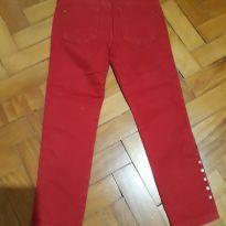 Calça vermelha Zara - 4 anos - Zara