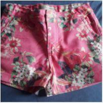 Short florido Zara - 4 anos - Zara