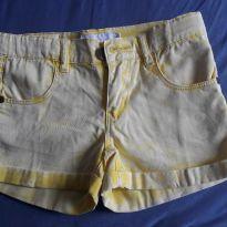 Short amarelo - 5 anos - EPK