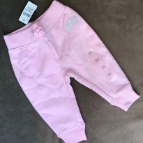 Calça de Moleton Flanelada Quentinha Baby GAP!!! - 12 a 18 meses - GAP e Baby Gap