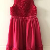Vestido feminino infantil - 4 anos - Young dimension