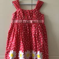 Vestido feminino infantil - 5 anos - American Princess