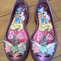 sapatilha de Unicórnio - 29 - Barbie