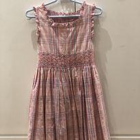 Vestido feminino infantil - 4 anos - Jacadi Paris