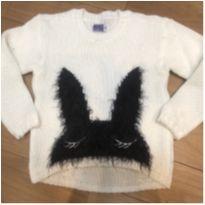 Blusa de inverno infantil - 6 anos - Twiky