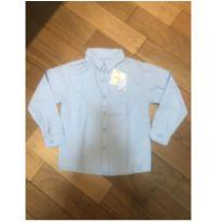 Camisa jeans masculina - 6 anos - Elian