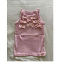 Blusa laços Pituchinhos - 4 anos - Pituchinhus