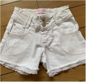 Short jeans - 5 anos - Pituchinhus