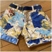 "Short ""havaiano"" - 3 anos - Sapekinha ltda"