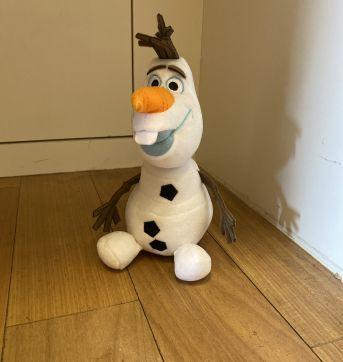 Boneco de Pelúcia Olaff (Frozen) - Sem faixa etaria - Mattel