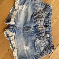 Short jeans - 6 anos - Zara