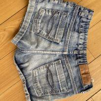 Short jeans - 10 anos - Mimo & co