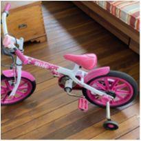 Bicicleta Caloi Luli aro 16 rosa -  - Caloi Aro 16