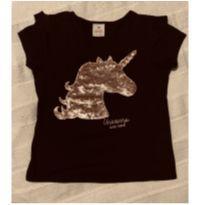 Blusa unicorns are real - 8 anos - Fuzarka