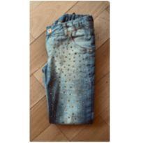 Calça jeans animê - 10 anos - Animê
