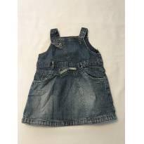 Vestido Jeans MEEX - 3 meses - Não informada