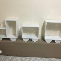 Nichos para quarto de bebês - Sem faixa etaria - Não informada